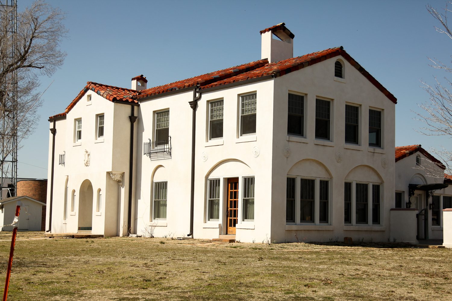 Ceremony set for mansion's addition to National Register of Historic Places