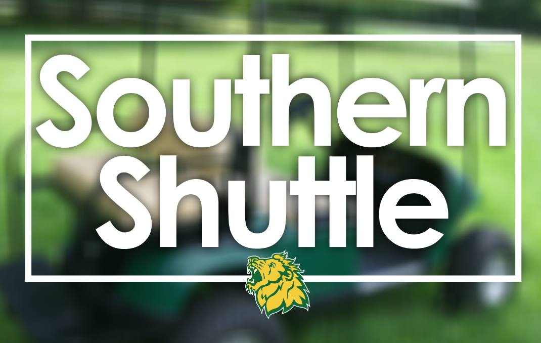 Southern Shuttle to offer United Way information