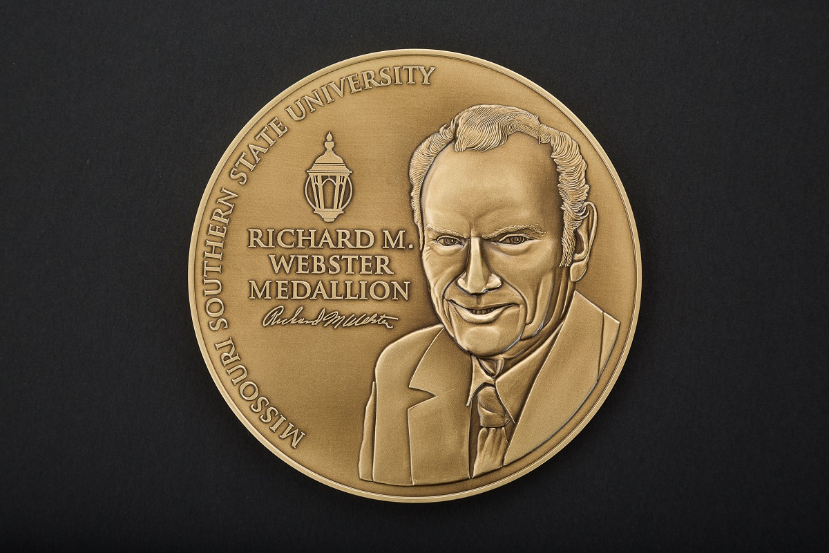 Ron Richard to be honored with Webster Medallion