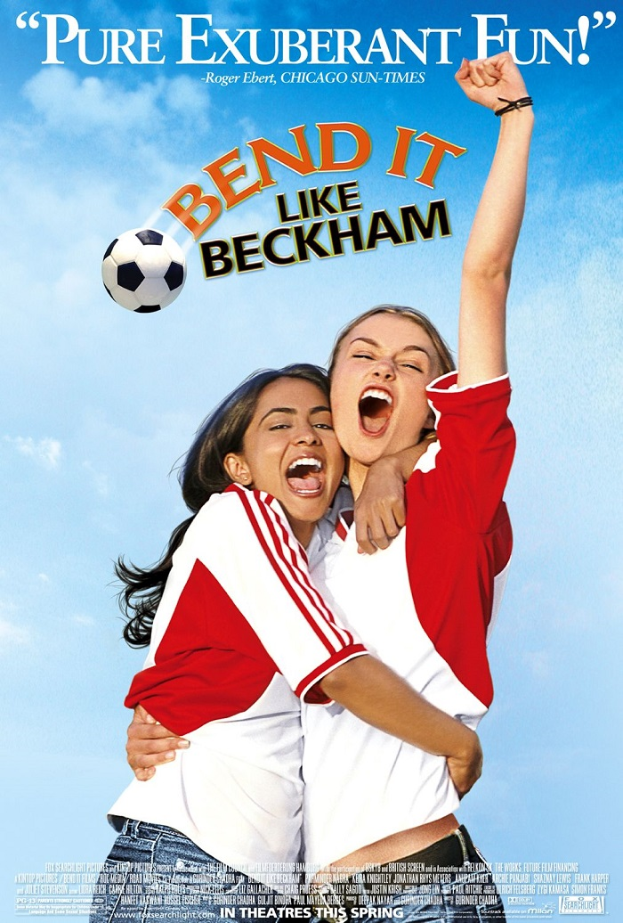 'Bend it Like Beckham' to close out festival