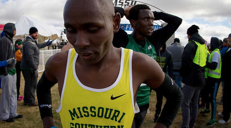 Vincent Kiprop Wins Cross Country National Championship