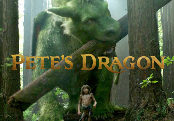CAB to screen 'Pete's Dragon'