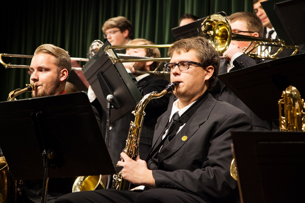 Vocalists in spotlight during May 1 Jazz Combo performance