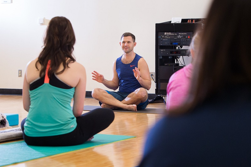 Free personal training class offered at rec center