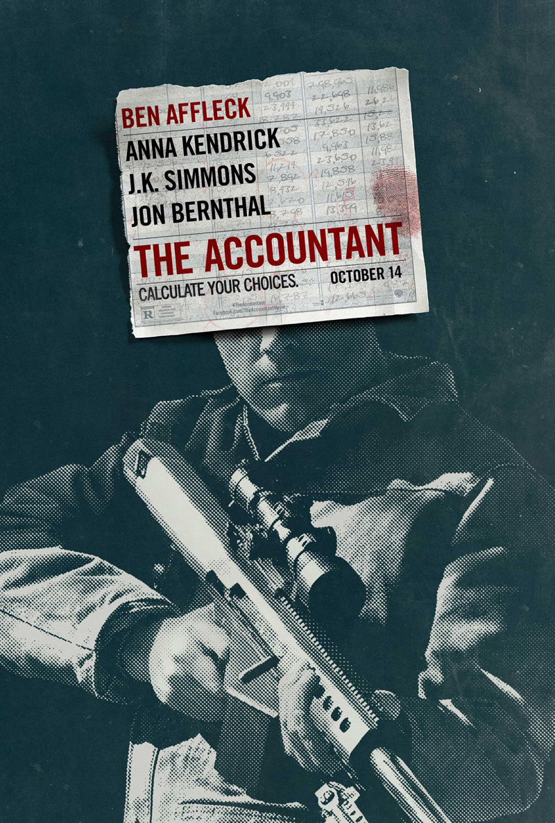 CAB to screen 'The Accountant'