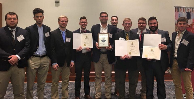 Kappa Alpha Order chapter wins excellence award