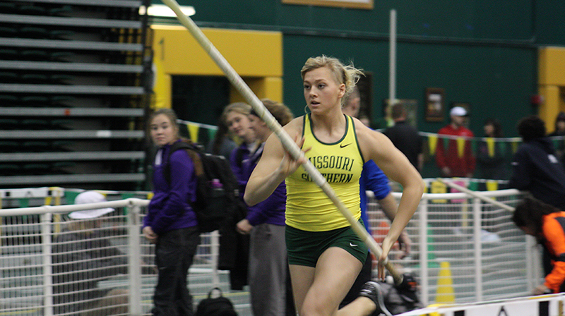 Emily Presley Named MIAA Co-Field Athlete of the Week