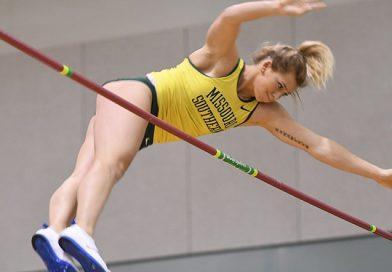 Emily Presley Named MIAA Women's Field Athlete of the Week