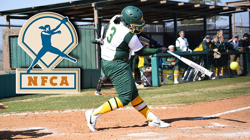 Lutgen Named Louisville Slugger / NFCA D-II National Player of the Week