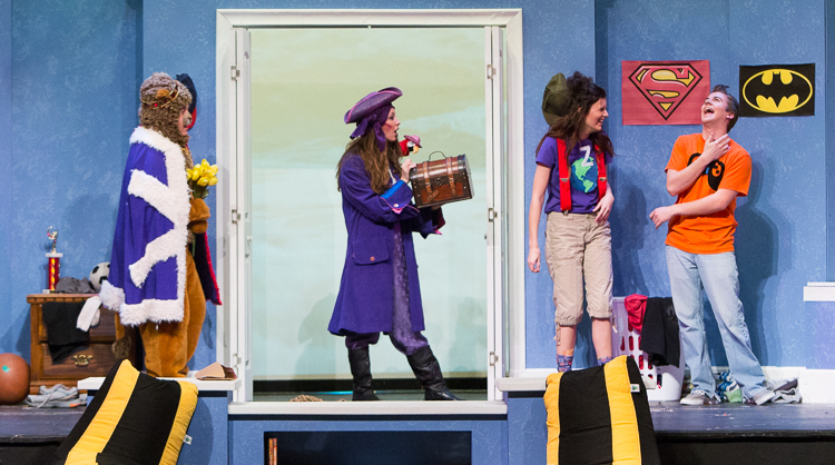 Southern Theatre presents 'Great Alphabet Adventure'
