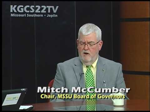 Newsmakers – Mitch McCumber