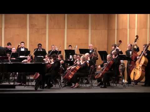 Music Department Concerts Air on KGCS-TV