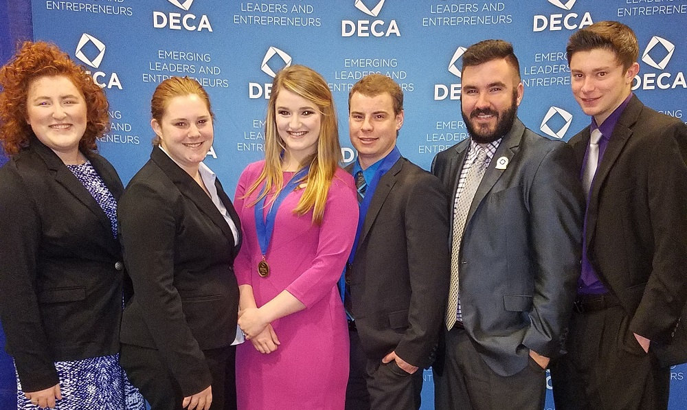 MSSU students compete at international CDECA competition