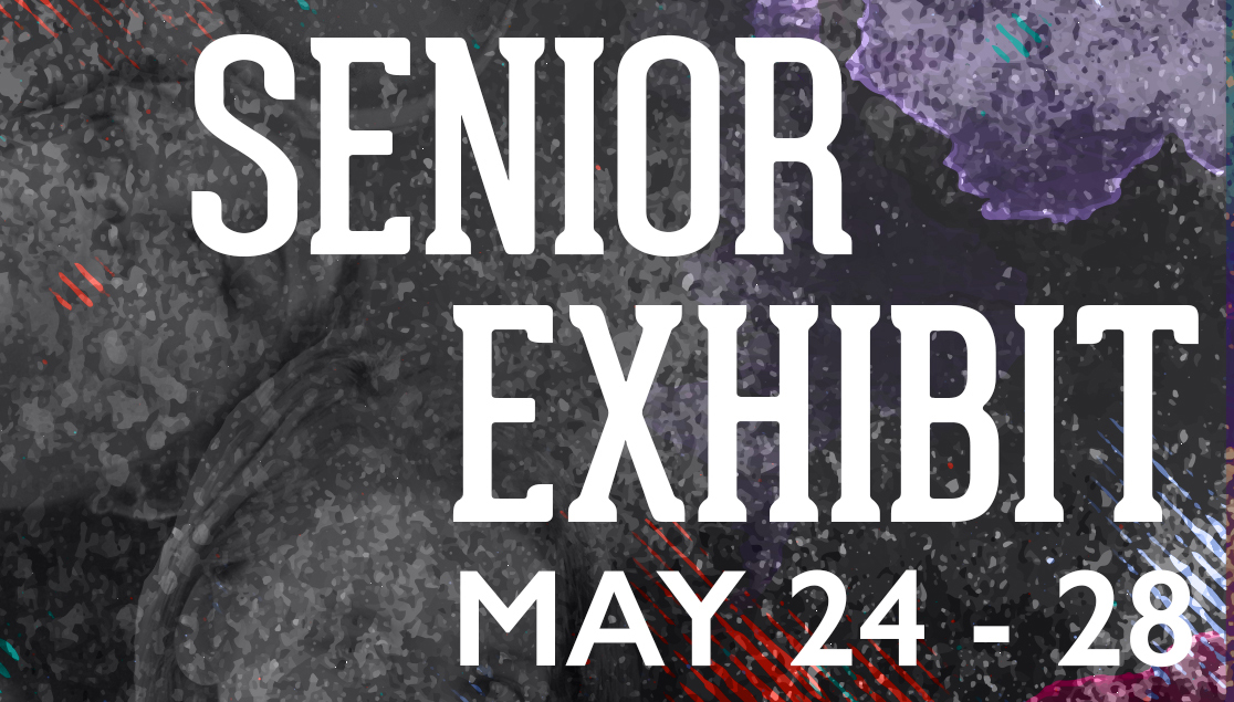 Exhibit to showcase works by graduating seniors