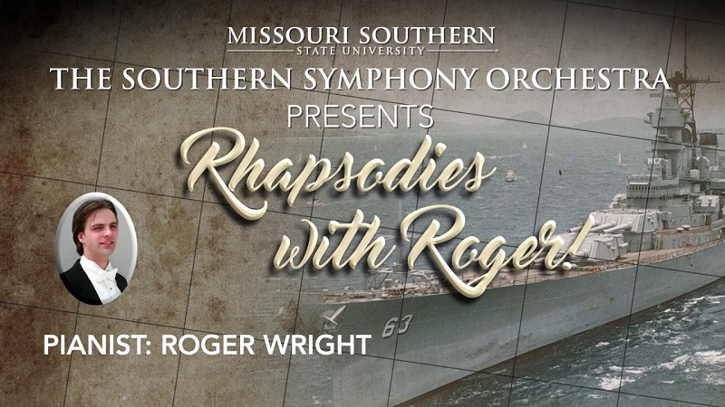 "VIDEO: ""Rhapsodies with Roger!"""