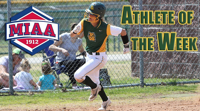 Corbett Named MIAA Athlete of the Week