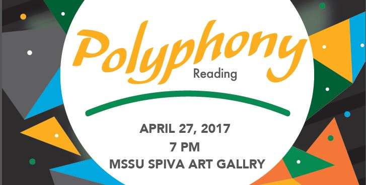 Polyphony to feature original poetry, fiction readings