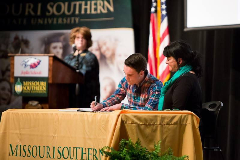 Signing ceremonies slated for future MSSU students