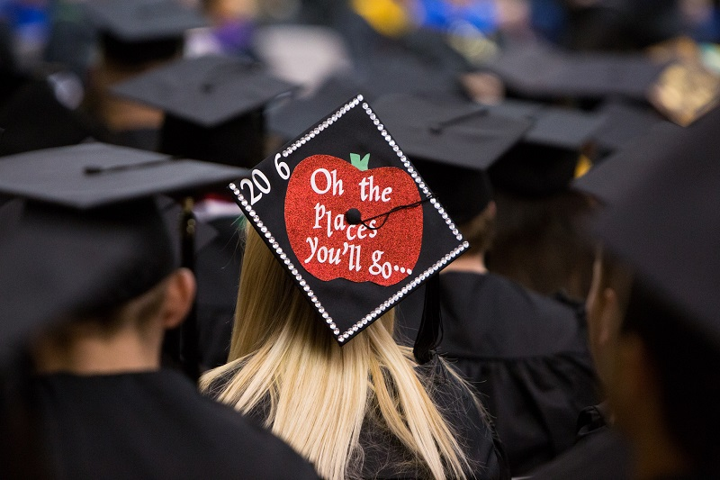 Spring commencement ceremonies set for May 13