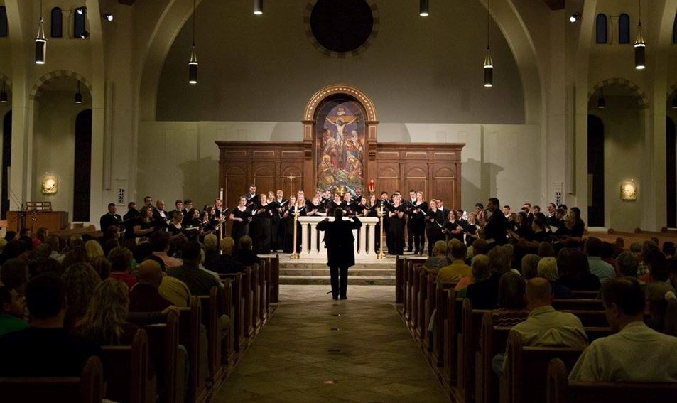 Choral groups to perform during May 4 concert