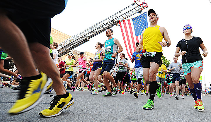 Wellness to cover Memorial Run entry fees