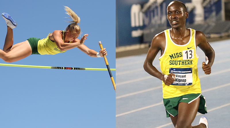 Presley and Kiprop Pick Up National Championships