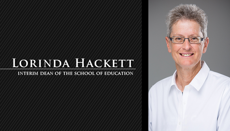 Hackett named interim dean of MSSU's School of Education