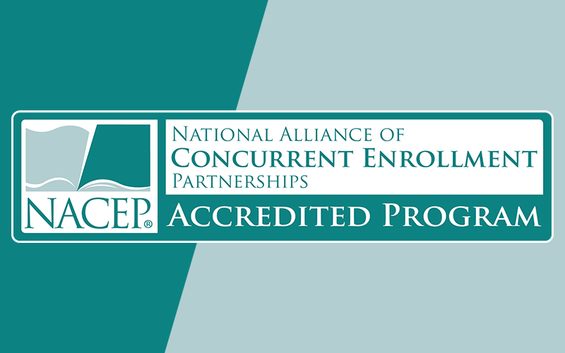 Dual Credit program receives national accreditation