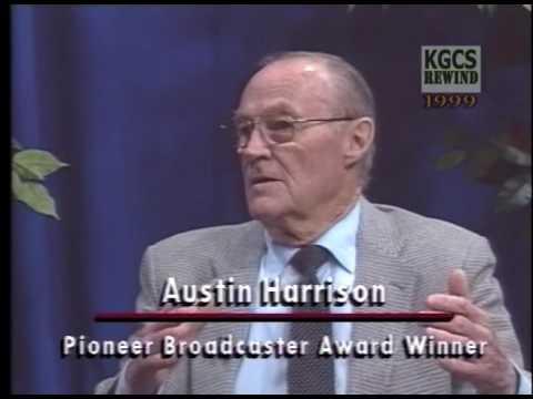 Pioneer Broadcaster Award recipient Austin Harrison dies