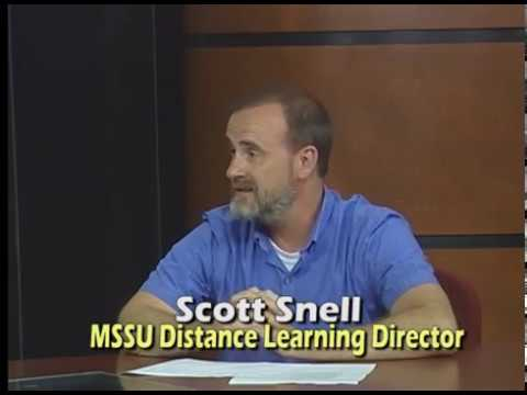 Distance Learning Featured on Newsmakers