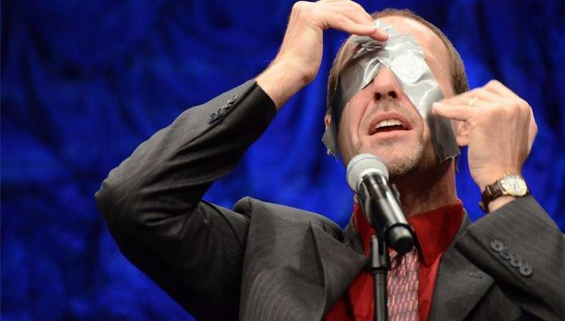 Mentalist Chris Carter to perform Aug. 29