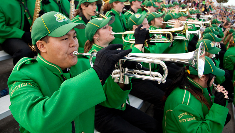 Mass Band Day planned at Missouri Southern