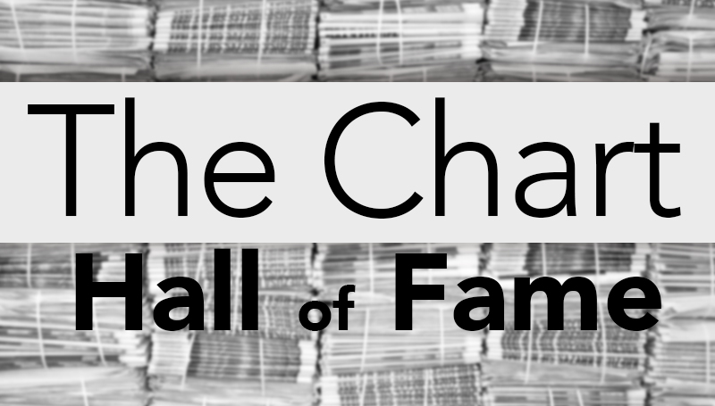 Honorees announced for The Chart Hall of Fame
