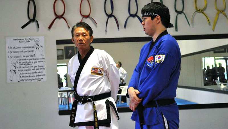 Taekwondo grandmaster to offer demonstrations on Sept. 20
