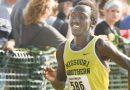 Kiptoo Named MIAA Men's Cross Country Runner of the Week
