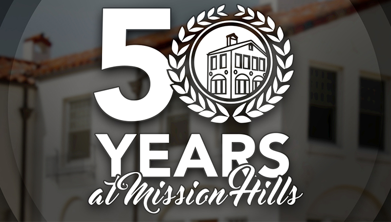 Video: 50 Years at Mission Hills