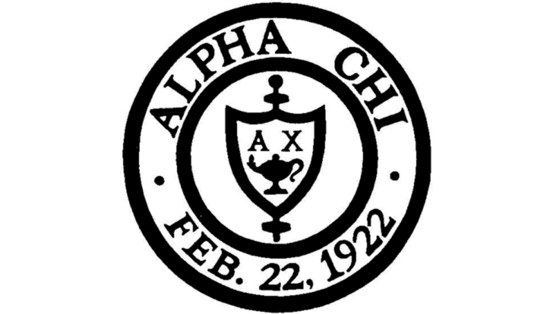 Students inducted into Alpha Chi chapter at MSSU