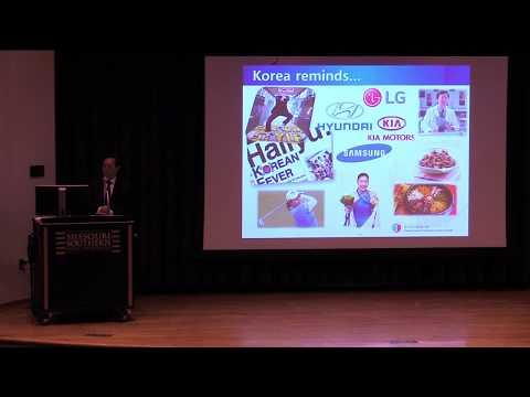 Korea Semester Lecture Airing on KGCS