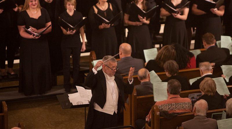 Seasonal Choral Flourish concert set for Dec. 8-9