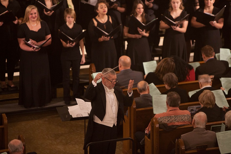 Seasonal Choral Flourish concert set for Dec. 8-9