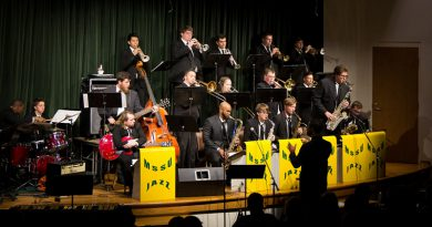 Jazz Orchestra to offer 'Swingin' Holiday Show'