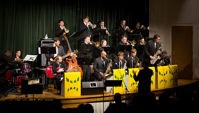 MSSU jazz ensembles plan series of concerts