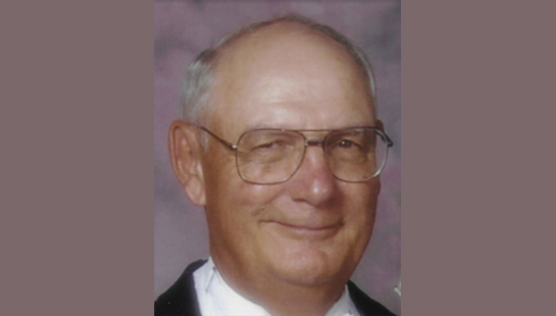 Services held for Dr. Wayne Harrell