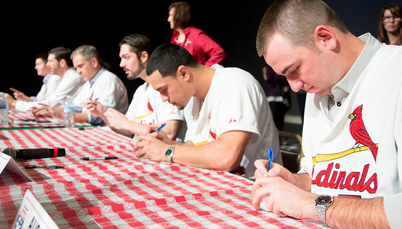 St. Louis Cardinals Caravan to visit MSSU on Jan. 13
