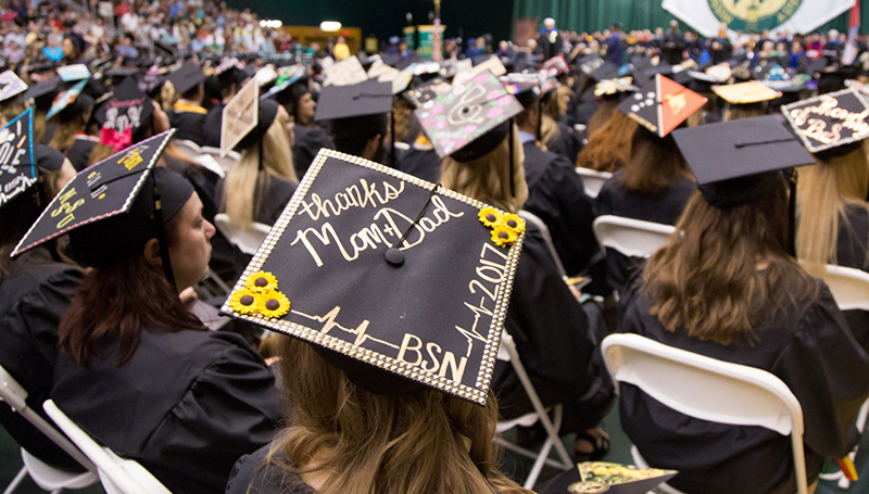 Winter commencement to be held Dec. 16