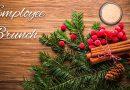 Employee brunch scheduled for Dec. 21