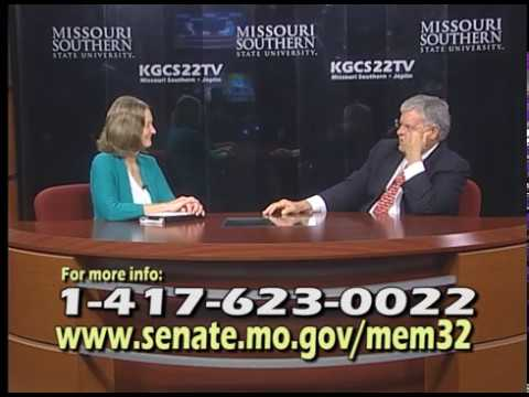 Newsmakers Features Senator Ron Richard