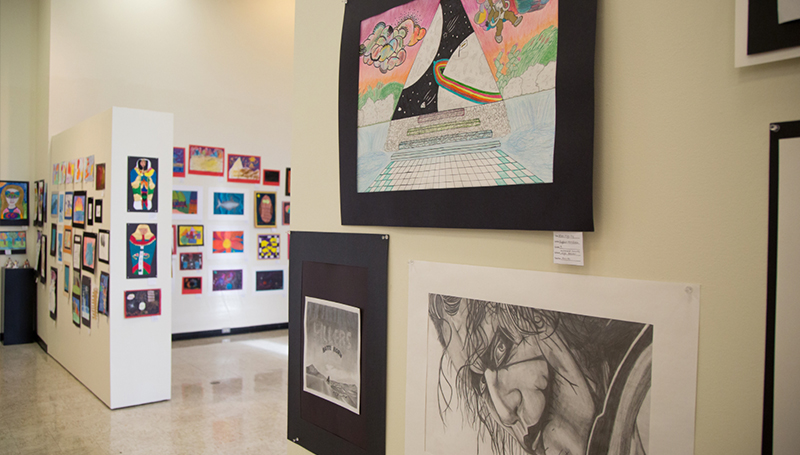 Annual K-12 Art Show planned at Spiva Art Gallery