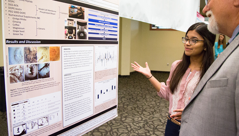 Student Research Symposium scheduled for April 25