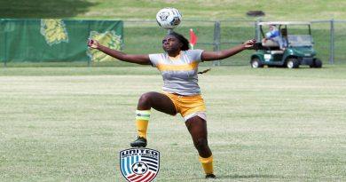 Miller Lands On United Soccer Coaches All-Central Region Squad